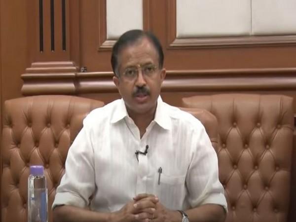 Minister of State for External Affairs V Muraleedharan