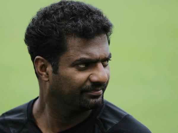 Former Sri Lankan spinner Muttiah Muralitharan.