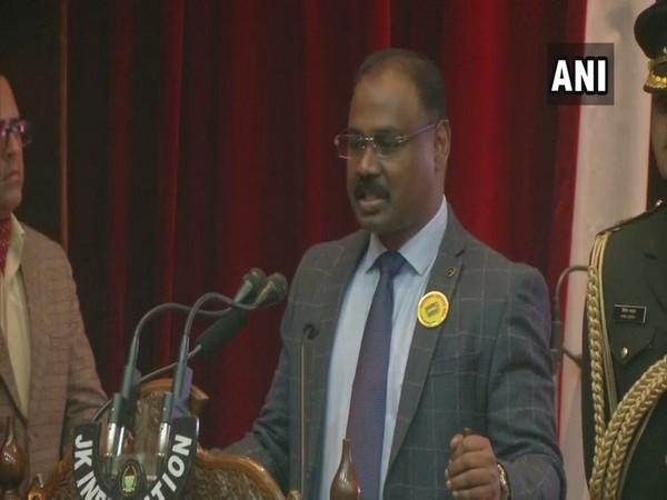 Jammu and Kashmir Lieutenant Governor GC Murmu