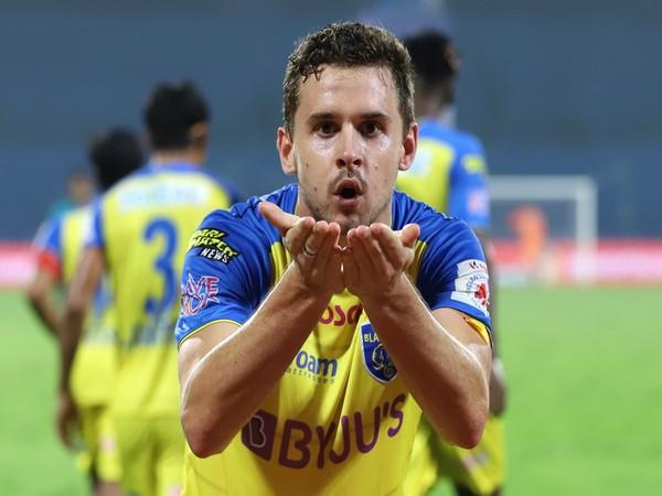 Kerala Blasters forward Jordan Murray (Photo/ ISL)