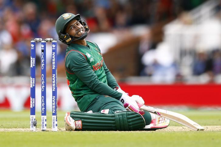 Bangladesh wicket-keeper batsman Mushfiqur Rahim
