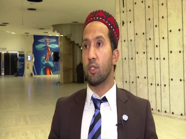 Pashtun activist Mustafa Miakheil (File pic)