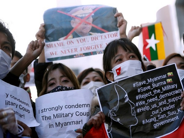 The Myanmar military declared a state of emergency in the country for one year, following the coup.