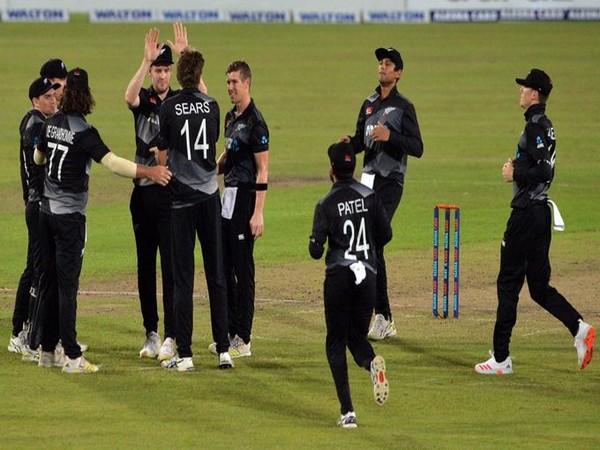 New Zealand cricket team (Photo/ ICC Twitter)