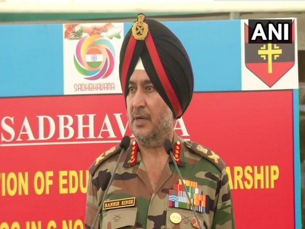 Northern Army Commander Lieutenant General Ranbir Singh. (File photo)