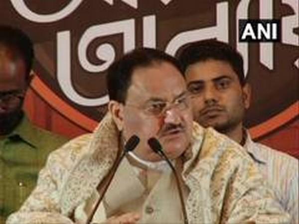 BJP president J P Nadda (File photo)