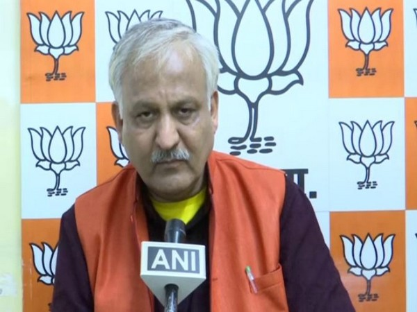 Narendra Singh Rana speaks to ANI on Tuesday in Lucknow [Photo/ANI]