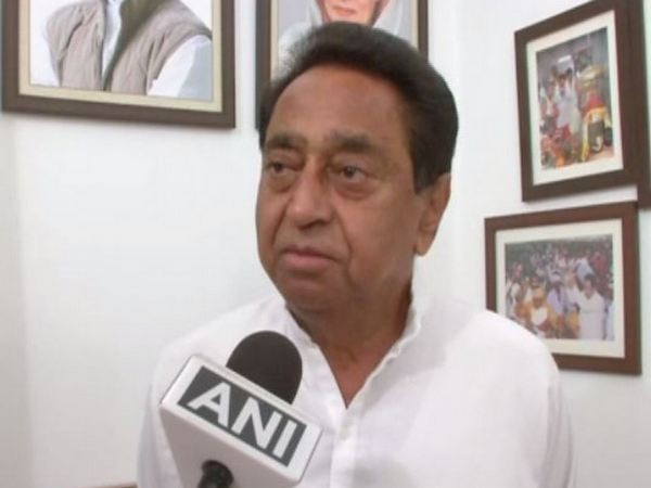 Chief Minister Kamal Nath (File photo)
