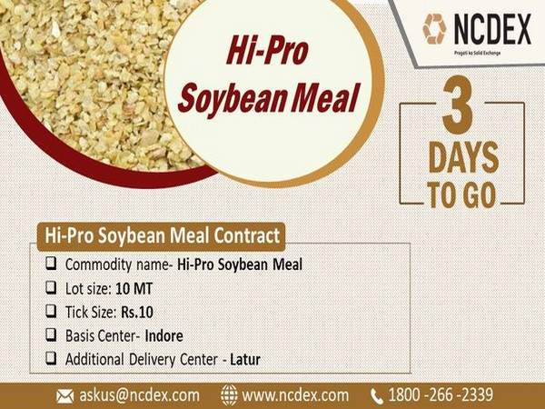 The agricultural commodity exchange already has soybean, refined soybean oil futures contracts in its portfolio