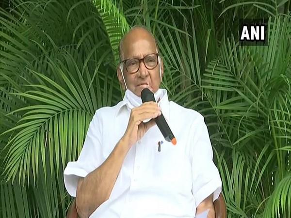 NCP chief Sharad Pawar (File Photo)
