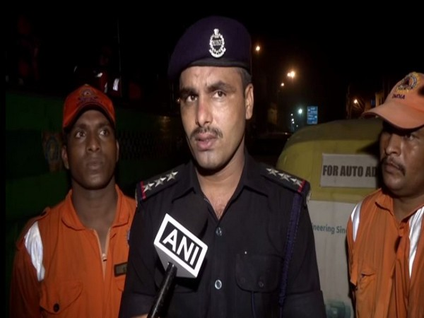 Inspector, NDRF, Balwan speaking to ANI in New Delhi on Tuesday. Photo/ANI