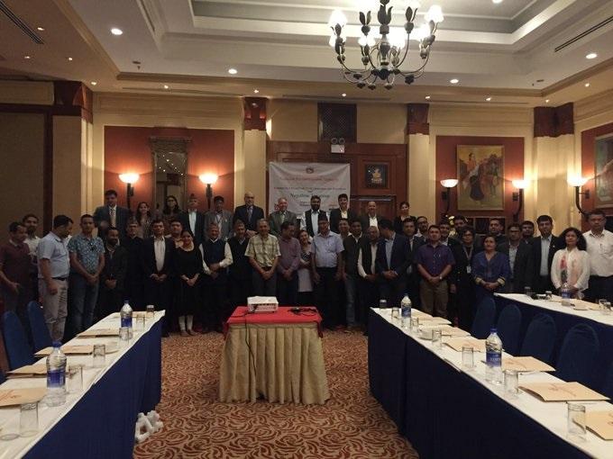 India, Nepal organize training programme on EXIM Bank's guidelines