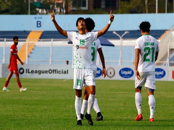 NEROCA FC's Songpu Singsit (Photo/ AIFF)