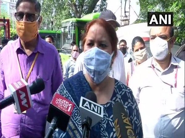 A team of National Human Rights Commission (NHRC) visited LNJP Hospital in New Delhi on Thursday for an on-spot assessment of facilities for COVID care.