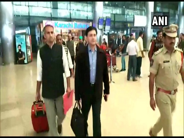 NHRC team reaches Hyderabad