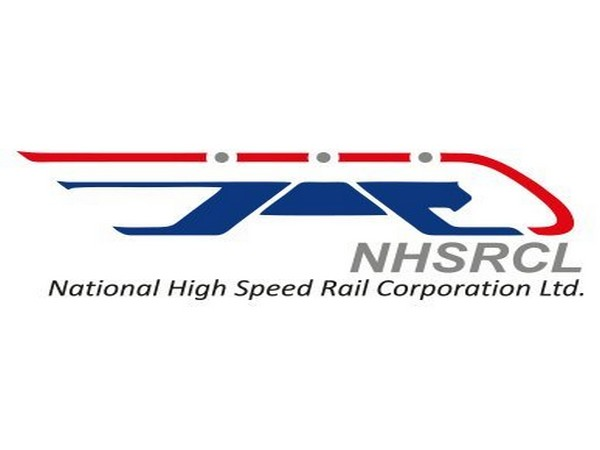 National High Speed Rail Corporation Limited Logo (Photo: NHSRCL Twitter)