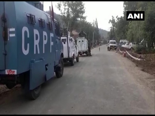 Visuals from J-K's Anantnag district. (Photo/ ANI)