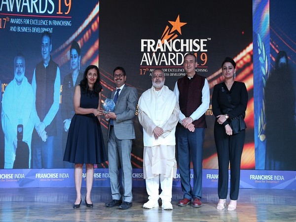 """NIIT recognised as """"Vocational & Skill Development Training Institute"""" at Franchise Awards 2019"""