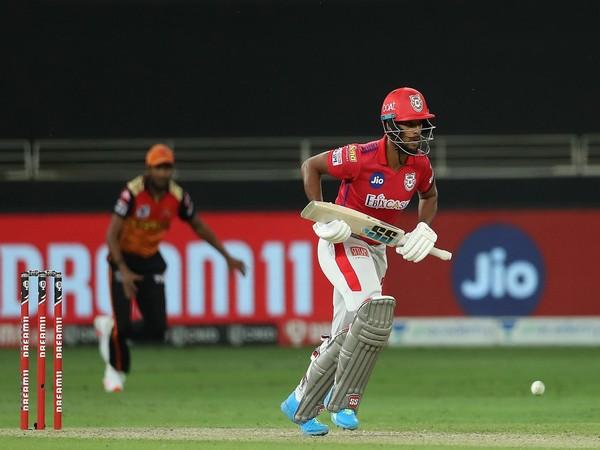 Kings XI Punjab batsman Nicholas Pooran (Photo: BCCI/ IPL)