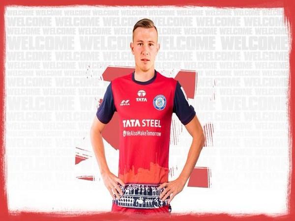 Australian forward Nicholas John Fitzgerald (Photo/ Jamshedpur FC Twitter)