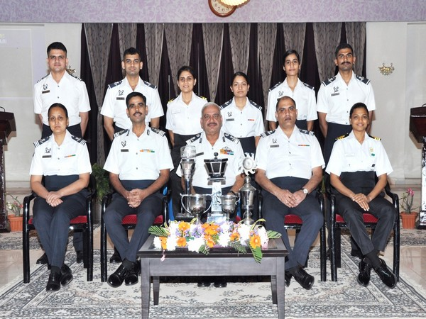 Graduation ceremony of Air Traffic Surveillance Services course and Air Traffic Management and Air Laws (Basic) Course (Photo ANI)
