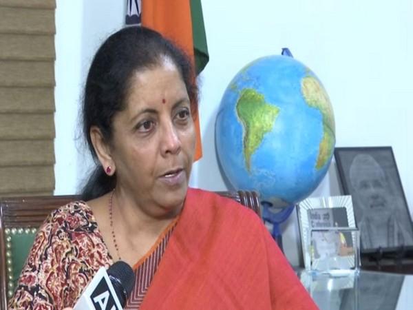 Nirmala Sitharaman speaking exclusively to ANI