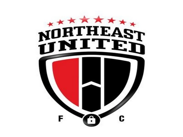 NorthEast United FC logo.