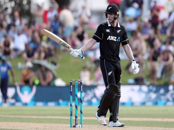 New Zealand all-rounder Jimmy Neesham