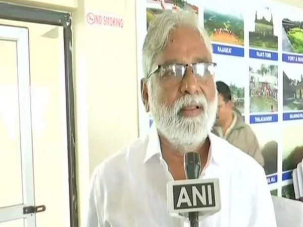 Karnataka BSP MLA N Mahesh (File photo)