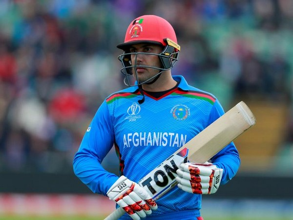 Afghanistan all-rounder Mohammad Nabi.