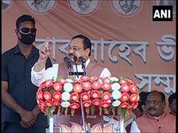 BJP president JP Nadda. (File photo)