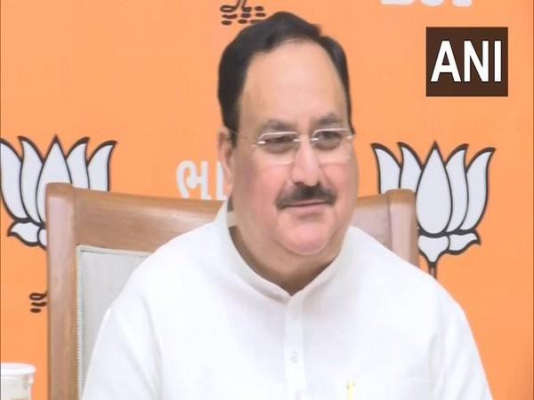 BJP national president JP Nadda (File pic)