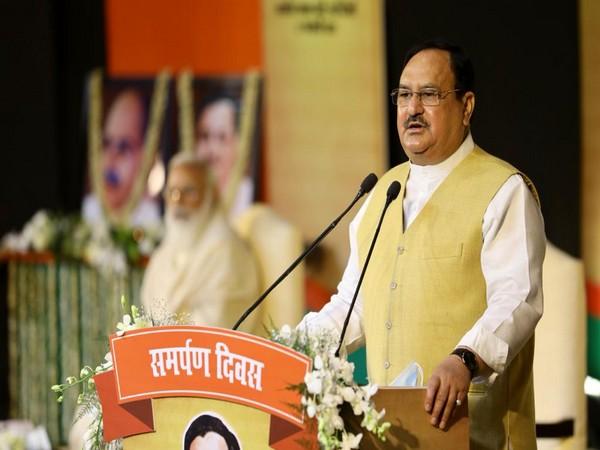Bharatiya Janata Party's President Jagat Prakash Nadda (Photo/ANI)