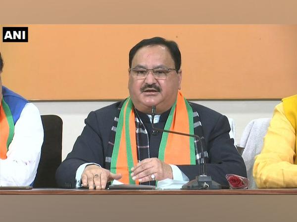 Union Health Minister J.P.Nadda (File Image)