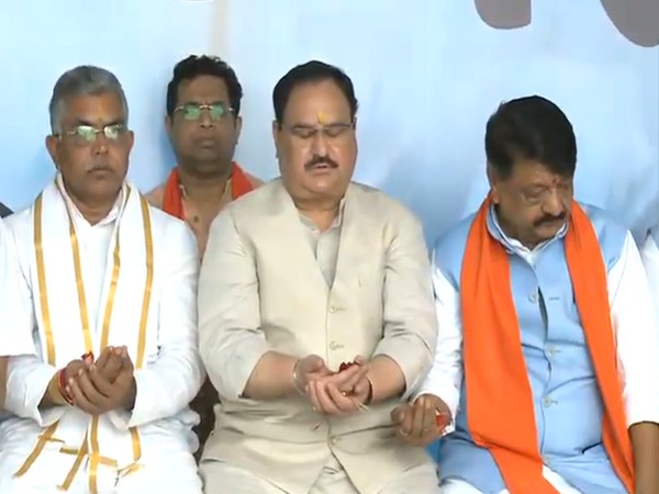 WB govt torturing oppositions workers: JP Nadda