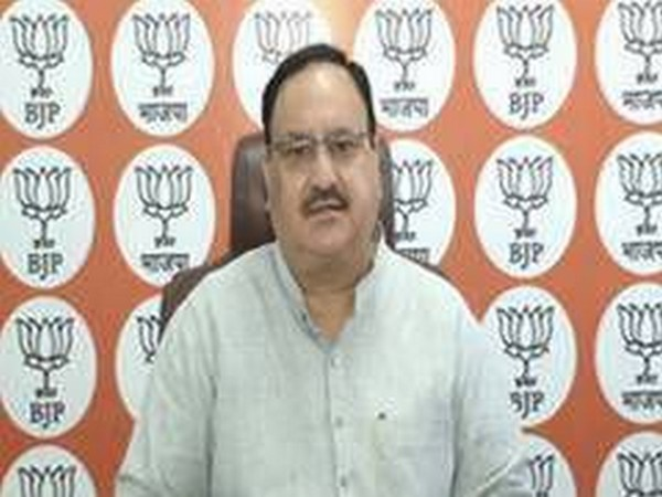 BJP chief Jagat Prakash Nadda. [File Photo]