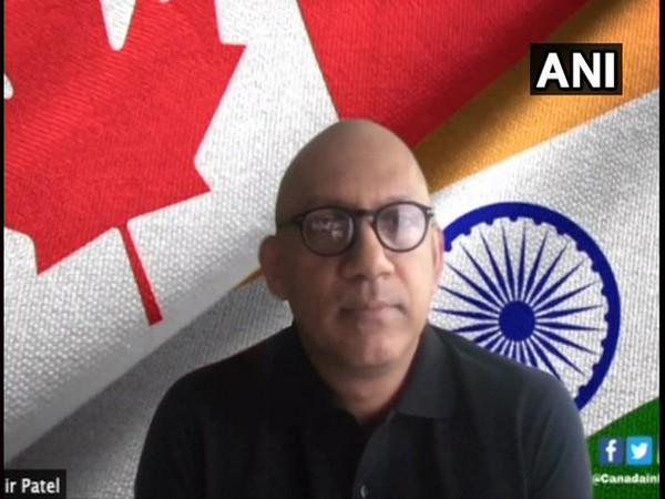 High Commissioner of Canada to India, Nadir Patel (ANI)