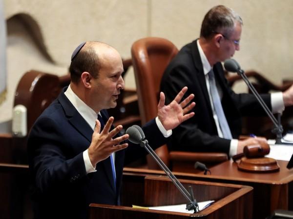 Israel Prime Minister Naftali Bennett (Photo Credit: Reuters)
