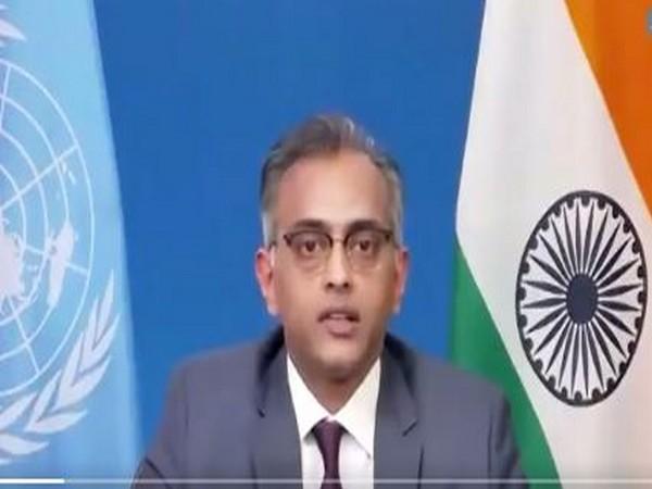 Nagaraj Naidu, Ambassador and Deputy Permanent Representative of India's Mission to UN