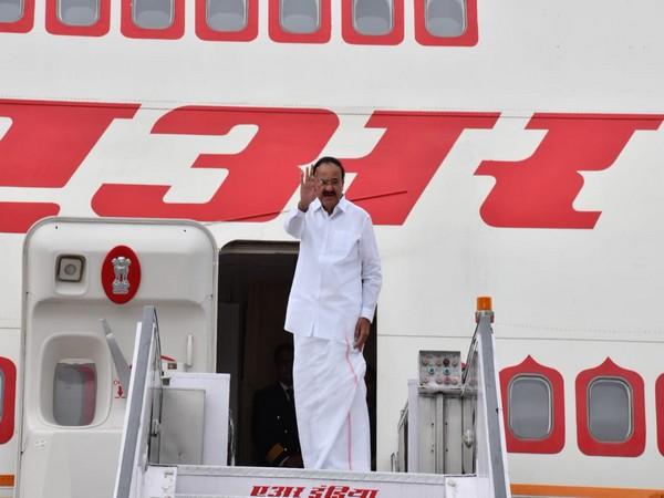 Vice President Venkaiah Naidu (Picture Courtesy: Vice President of India Twitter)