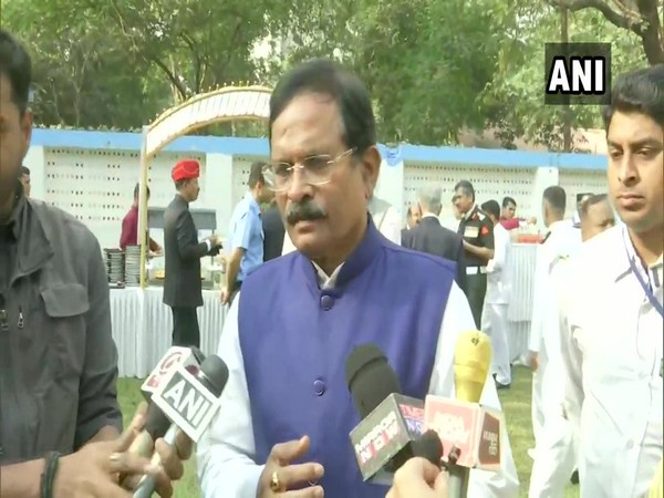 Minister of State for Defence, Shripad Naik.