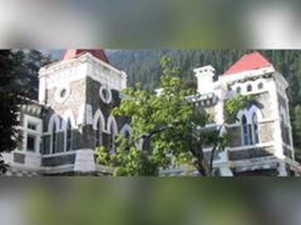 Uttarakhand High Court at Nainital. [File image]