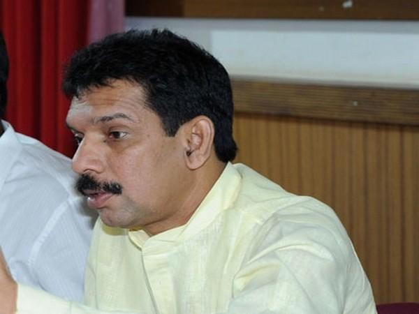 BJP MP Nalin Kumar Kateel (File Photo)