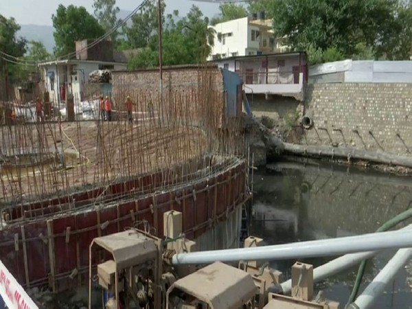 Sewer treatment plant being constructed in Rishikesh under Namami Gange project