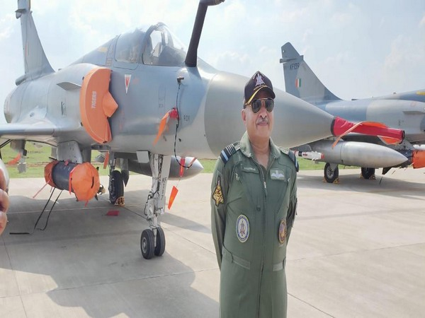 Air Marshal R Nambiar