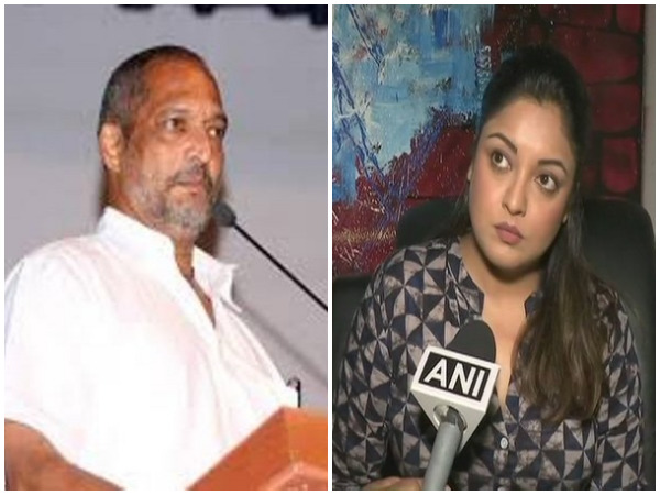 Nana Patekar (Left) and Tanushree Dutta (Right) (File Photo/ANI)