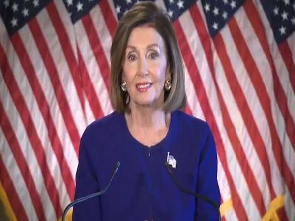 Speaker of the United States House of Representatives, Nancy Pelosi (File pic)
