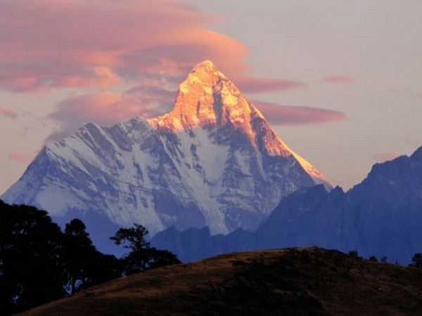 The Nanda Devi peak (File photo)