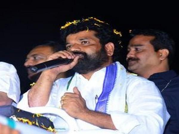YSRCP MP Nandigam Suresh (File Photo)
