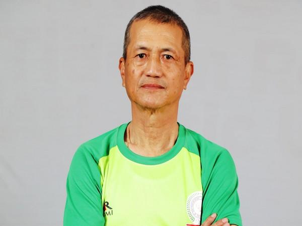 TRAU FC head coach Nandakumar Singh